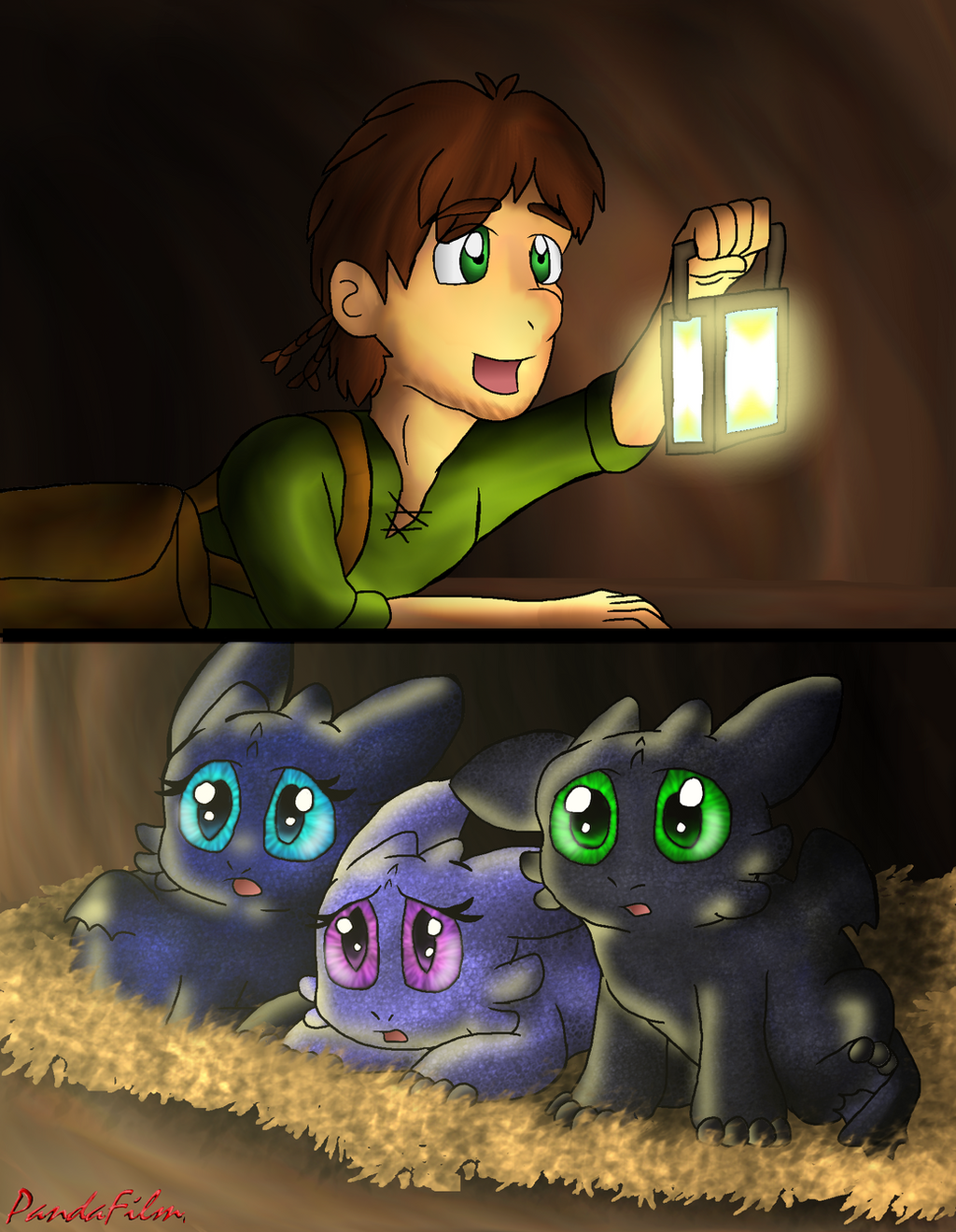 Toothless Fanfic Devious Collection favourites by ...