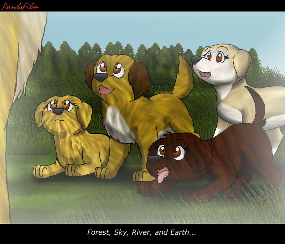 Warriors Erin Hunter Wallpaper: Survivors::Storm Of Dogs::Chapter 17 Page 193 By