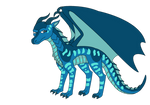 Wings of Fire: Tsunami The Hothead