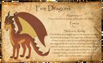 The War of Flames Sheet Guide: Fire Dragons