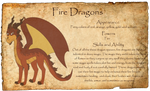 The War of Flames Sheet Guide: Fire Dragons