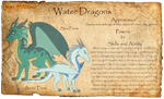 The War of Flames Sheet Guide: Water Dragons