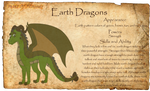 The War of Flames Sheet Guide: Earth Dragons