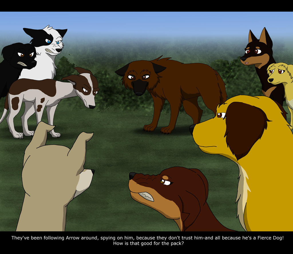 Warriors Erin Hunter Books In Order: Survivor Dogs FanArt By PandaFilmsG On DeviantArt