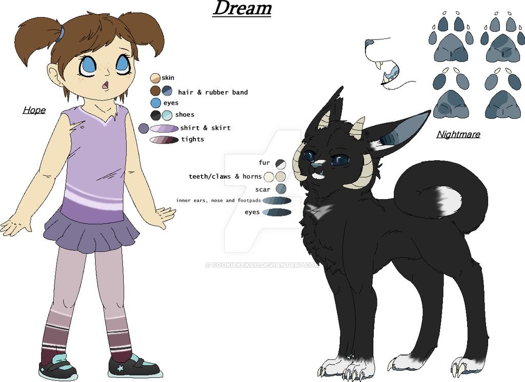 Dream - Hope and Nightmare [ref] by CookieKeks11