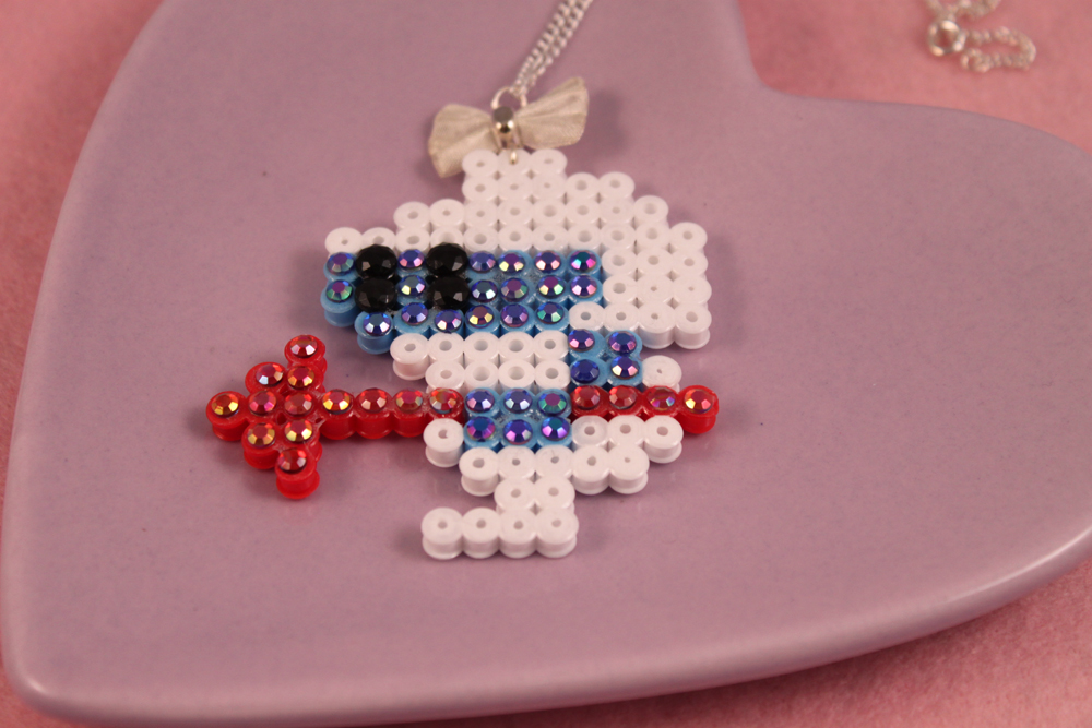 Dig Dug Necklace by PeppermintPuff