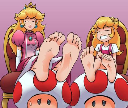 New Footstools