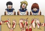 Yu-gi-oh GX Tickle academy