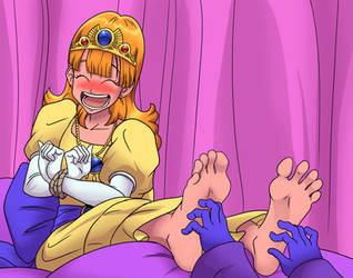 Giggling Gwaelin by Bad-Pierrot