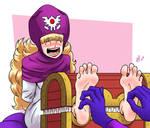 Princess Moonbrooke Captured by Bad-Pierrot