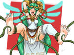 Palutena and the vellicating vines