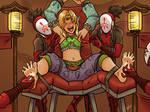 Smash Bois Tickle Torture Pt. 1: Gerudo Link