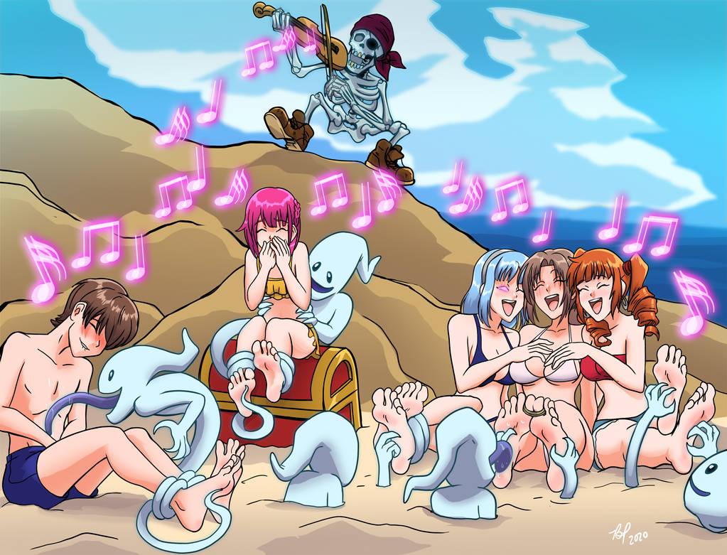 Treasure Island Tickles
