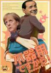 Hetalia Doujinshi Parody: Bail Out Time!