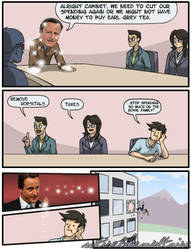 David Cameron's Boardroom Suggestion