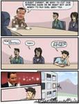 David Cameron's Boardroom Suggestion