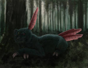 Sneasel in Forest
