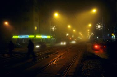 November night enlightenment