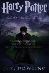 Deathly Hallows Cover by HPS by potterart