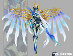 -Adoptable- THE DIVINE ~CLOSED~
