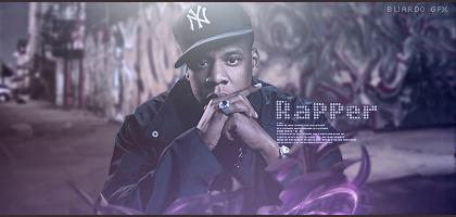 Rapper by BliardoGFX