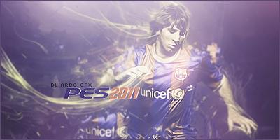 Messi Pes 11 by BliardoGFX
