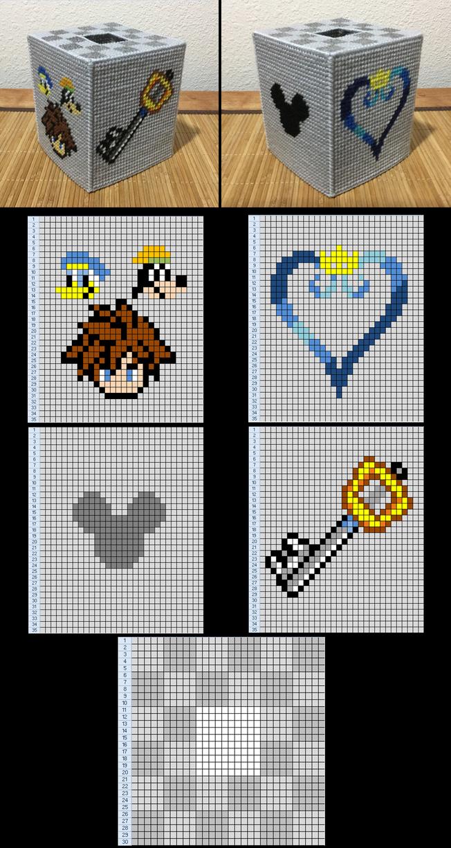 Kingdom Hearts tissue ...