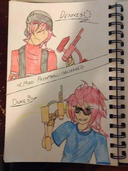 (MPB) Dennis VS Duke