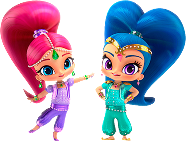Shimmer And Shine Season 2 Shimmer And Shine By Figyalova On Deviantart