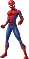 Marvel's Spider-Man (2017) - Spider-Man by FigyaLova
