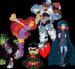 DCSHG - The Teen Titans