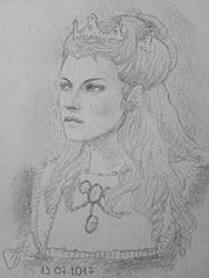 Witcher 3: Anna Henrietta by AinaraReto