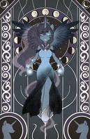 Princess Luna by DilWhopp