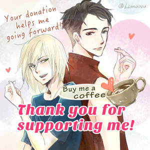 Coffee and Love - Otabek x Yurio