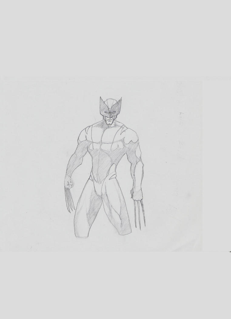 wolverine by misterjgoforth