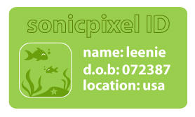 sonicpixel ID by sonicpixel