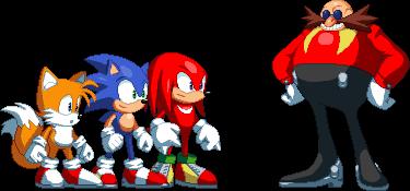 HD Pixel Sonics by Oniika