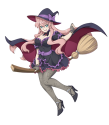 Commission! Maria Witch~! by Oniika