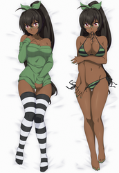 Commission! Cyron Dakimakura! by Oniika