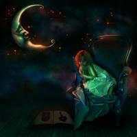 Bedtime story by ArtbyValerie