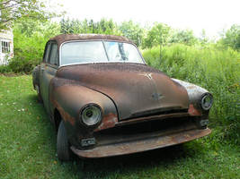 Old car 3 by ArtbyValerie