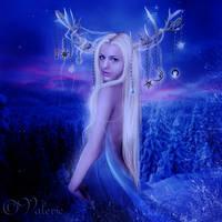 Girl named Winter by ArtbyValerie