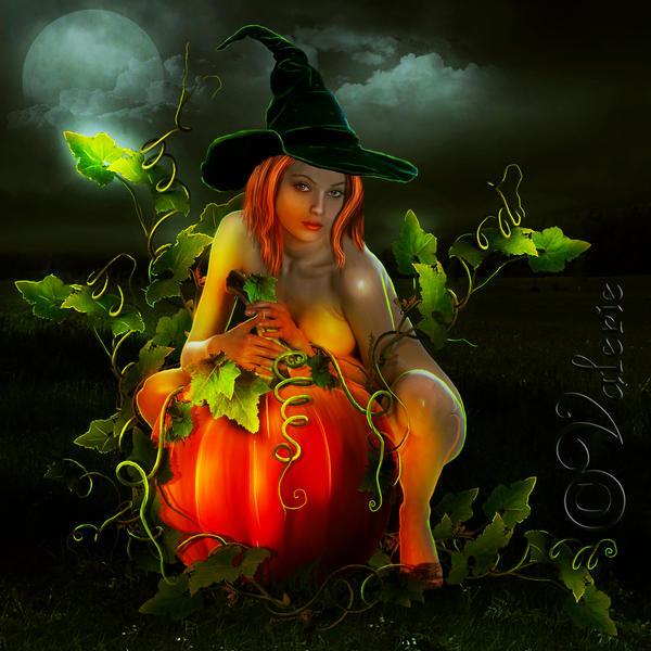 Last-pumpkin by ArtbyValerie