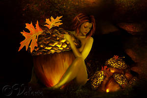 Gifts-of-autumn by ArtbyValerie