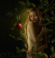 Temptation by ArtbyValerie