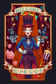 Circus Ticket Please