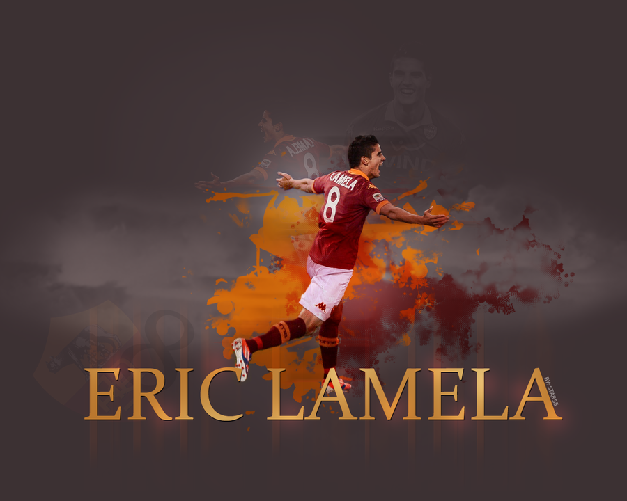 Eric Lamela Wallpaper by Fare-S-tar