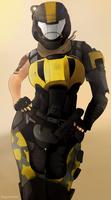 Corporal ''Deadly'' Pelayo