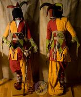 Jester Costume Moar by Nymla