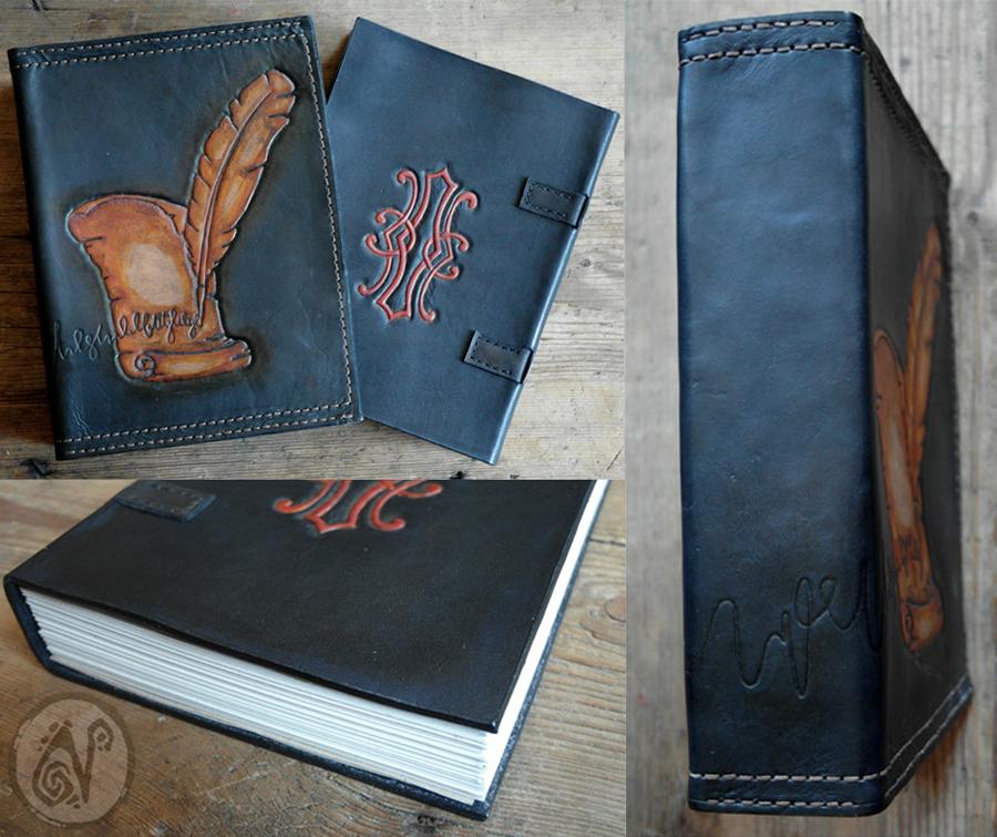 Black Book n Case by Nymla